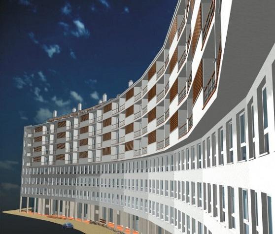 Building Complex in Algeciras